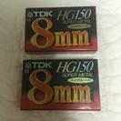 TDK 8mmテープ
