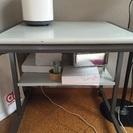 【無料0円】グレー机(子供部屋、パソコン部屋、オフィスなどで