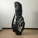 パラディーゾ ブリヂストンのゴルフバッグ キャディバッグ黒
