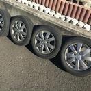 スタッドレスタイヤ アルミホイール 良品4本セット
