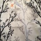 ニトリのカーテン: 幅100×丈176cm×2枚