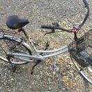 自転車(ママチャリ)24cm