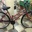 [3640]中古自転車 リサイクル自転車 シティサイクル 27イン...