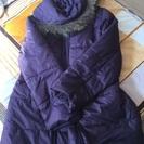 ダウンの服です。冬は最適