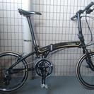2x11速ダホンMu SLX 2015 軽量 フロントWカスタム(...