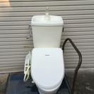 節水洋式トイレ便器温水洗浄便座セット エディ768