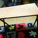 伸縮式/折りたたみ/テーブル