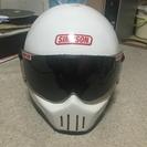 メーカー不明のヘルメット