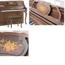 YAMAHA 中古 アップライトピアノ  W110Wnc 自動演奏付