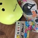 新品★幼児用自転車ヘルメット ブリヂストングランドメット黄色