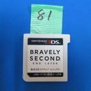 (G-81)   N3DS  ブレイブリーセカンド 【セール】