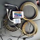24v用 RGBマルチLEDテープ3本