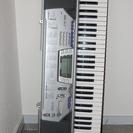【お引渡し済】CASIO カシオ 電子キーボード・ピアノ CTK-496