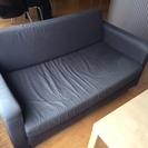2014年購入 IKEA ソファーベッド(グレー)