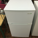 YAMATA 冷蔵庫 2015年製