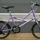 20インチ 小径車 ミニベロ 自転車
