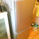 【取引完了】2ドア冷蔵庫 三菱 2011年 板橋区