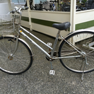 自転車 本体 ギア付 パナソニック 26インチ シティサイクル