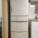 【相談中】MITUBSHI.MR-M45T。大きい冷蔵庫・氷自動に...