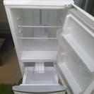 national 冷蔵庫 2ドア 135L 2007年 幅48 奥...