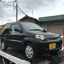 車検付き‼️ スズキ Kei メモリーナビ ワンセグ ETC キー...