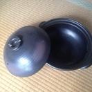 お洒落な土鍋  直径26cm