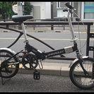 ★リサイクル(再生)自転車・中古自転車・シボレー・16インチ・折り...