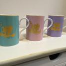 【未使用】ディズニー♡ウェディングマグカップ