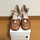 tsumori chisato の靴