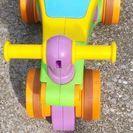 乗用玩具 カラフルカー 簡単に分解可能