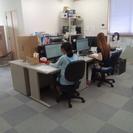正社員登用あり。一般事務員様1〜2名募集で。簡単なデータ入力と電話...