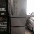 TOSHIBA冷蔵庫 美品です