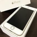 【美品】iphone6/128GB/ゴールド/softbank