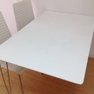 ニトリ クーボ ダイニングテーブル