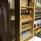 DIY  梱包テープ等  梱包材などストッカー  収納棚