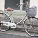 ギア付き中古自転車 横浜西区 機関問題なし 防犯登録付き