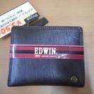 札幌 引き取り EDWIN/エドウィン 2つ折り財布 小銭入れ付き...