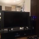テレビandテレビ台