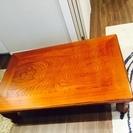 木製和室用座卓◯美品◯引き取り限定◯
