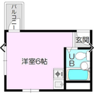 (淡路駅、新大阪駅、好アクセスの1ルーム!