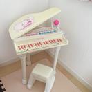 キティ グランドピアノ おもちゃ