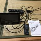 リヤカーモニター 地上デジタルフルセグチューナー搭載