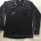 ナイキ サッカー レフリーシャツ 長袖 サイズS