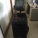 ☆ clarion コンパクトカラオケ DA-1300A ☆
