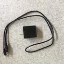アンドロイドスマホ用電源アダプタ+USBケーブル 3セットあります。