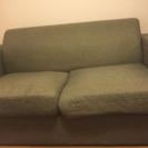 NOCEの2人掛けソファ