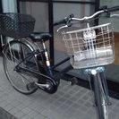 電動アシスト自転車 Panasonic ビビ・EX・シティ