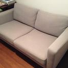 【中古】新品定価の1/5以下 IKEAソファ