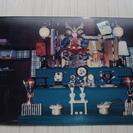 五月人形 豪華三段飾り一式
