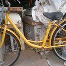 自転車Valeriano26インチ
